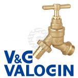 "V&G 1/2"" Hose Union Bibcock"