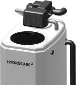 Hydrocare Water Softener c/w Hi-pressure hoses
