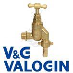 "V&G 1/2"" Hose Union Washing Bibcock"