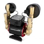 Grundfos Amazon STN-3.0B Brass Universal 3.0 Bar Twin Impeller Shower Pump